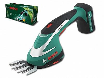 BOSCH AGS 7,2 LI nożyce do trawy akumulatorowe
