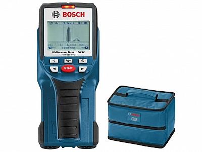 BOSCH D-TECT 150 SV wykrywacz przewodów profili