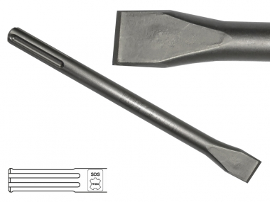 BOSCH dłuto SDS-MAX płaskie 25mm 280mm
