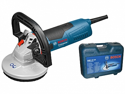 BOSCH GBR 15 CA szlifierka do betonu 125mm
