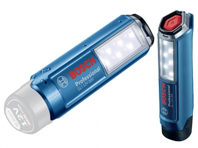 BOSCH GLI 12V-300 lampa latarka bez aku 10,8 - 12V