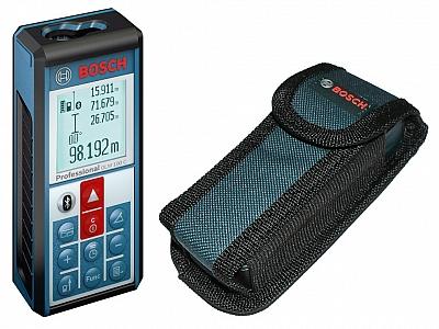 BOSCH GLM 100 C dalmierz laser Bluetooth