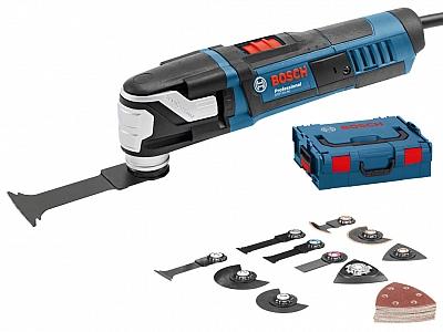 BOSCH GOP 55-36 SET narzędzie wielofunkcyjne 550W