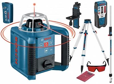 BOSCH GRL 300 HV laser obrotowy LR1 BT170 GR240