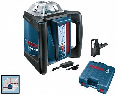 BOSCH GRL500H laser obrotowy 500m LR50