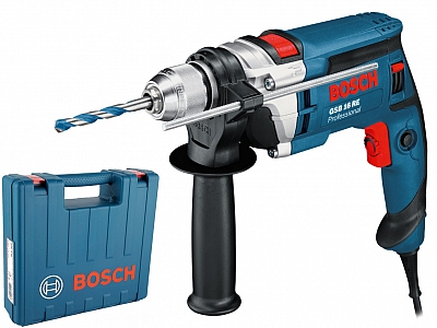 BOSCH GSB16RE S wiertarka udarowa 13mm