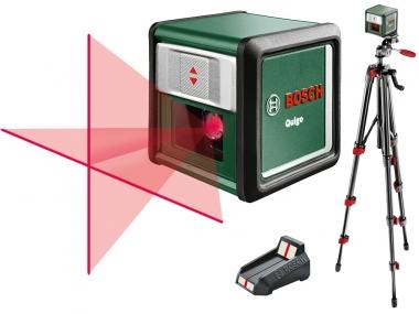 BOSCH QUIGO III laser krzyżowy 10m