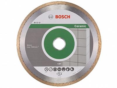BOSCH tarcza diamentowa do płytek 230mm