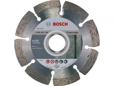 BOSCH tarcza diament beton CONCRETE 115mm
