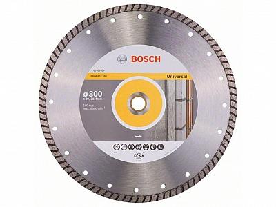 BOSCH tarcza diamentowa 300mm UNIVERSAL TURBO