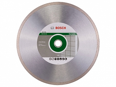 BOSCH tarcza diamentowa do płytek 350mm BEST CERAM