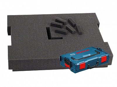 0dd1adc5ed862 BOSCH wkład piankowy do walizki L-BOXX 102 SYS