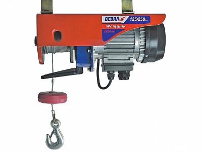 DEDRA DED7911 wyciągarka wciągarka 250kg