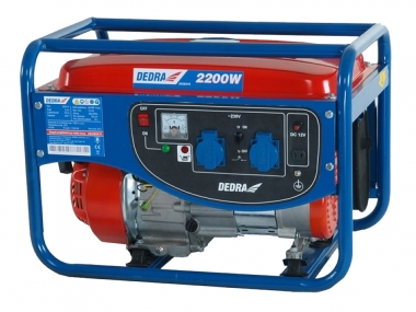 DEDRA DEGB2510 agregat prądotwórczy 2,2kW