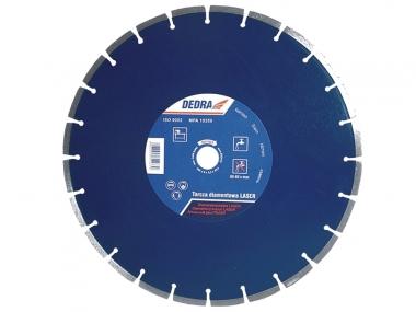 DEDRA H1163 tarcza diamentowa beton 350mm