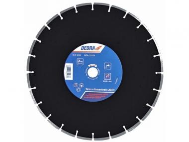 DEDRA H1183 tarcza diamentowa asfalt beton 350mm