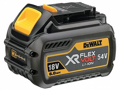 DEWALT DCB546 akumulator 18V/6Ah 54V/2Ah