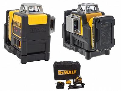 DEWALT DCE0811D1R laser krzyżowy