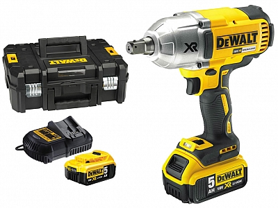 DeWALT DCF899P2 klucz udarowy 1/2 18V 950Nm 5,0Ah