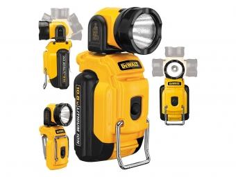 DEWALT DCL510N lampa latarka LED 10,8V