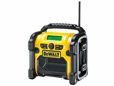DeWALT DCR019 radio budowlane odbiornik