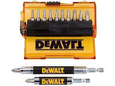 DeWALT DT71570 bity torx prowadnica 14szt