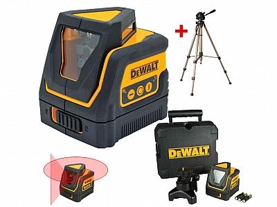 DeWALT DW0811-XJ laser krzyżowy statyw