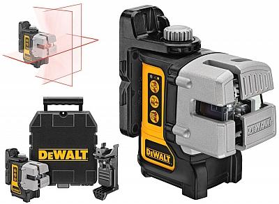 DeWALT DW089K laser krzyżowy 15m