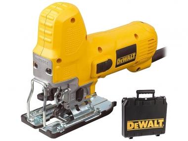 DeWALT DW343K wyrzynarka 550W walizka
