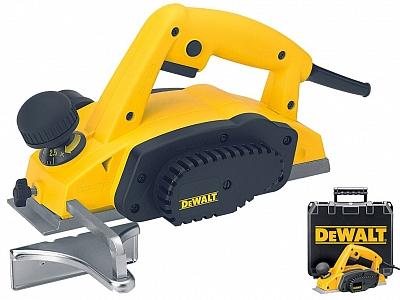 DeWALT DW680K strug elektryczny 600W 82mm