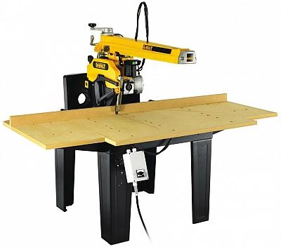 DEWALT DW728KN pilarka stołowa ramieniowa 350mm 2200W