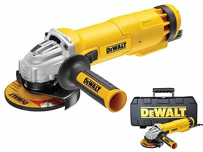 DeWALT DWE4206K szlifierka kątowa 115mm