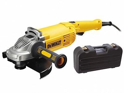 DeWALT DWE492K szlifierka kątowa 230mm