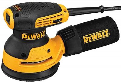 DeWALT DWE6423 szlifierka mimośrodowa 125mm