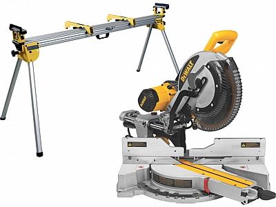 DeWALT DWS780 ukośnica piła stół roboczy DE7033