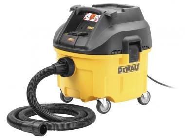 DEWALT DWV900L odkurzacz przemysłowy 30L 1400W