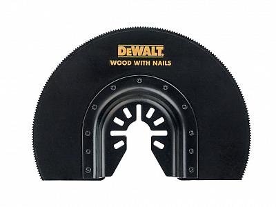 DeWALT multi DCS355 brzeszczot drewna PCV DT20710