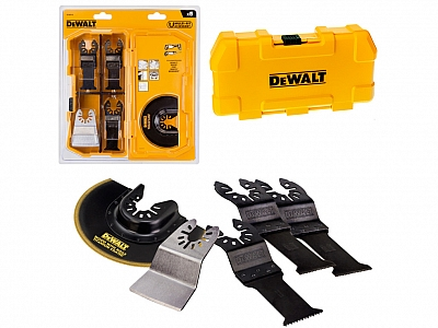 DeWALT multi DCS355 brzeszczot zestaw 5szt DT20715