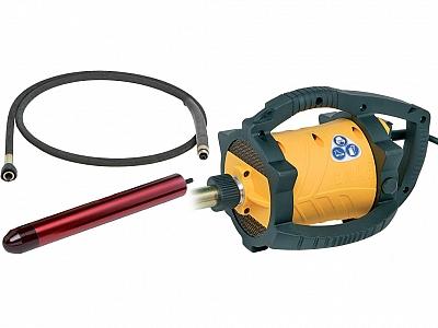 ENAR wibrator do betonu DINGO 2m+buława
