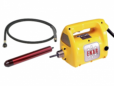 ENAR wibrator do betonu AVMU 5m+buława