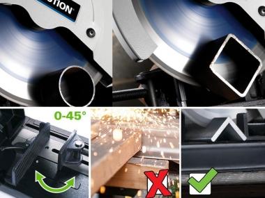 EVOLUTION EVO355 przecinarka piła do metalu 355mm
