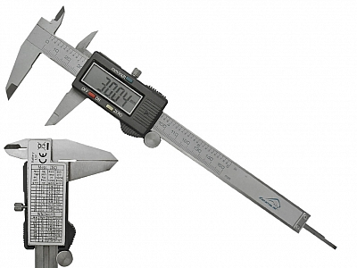 FERAX suwmiarka elektroniczna cyfrowa 150mm