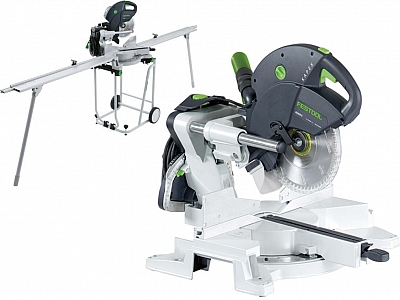 FESTOOL KAPEX KS 88 E UG SET ukośnica z posuwem 260mm