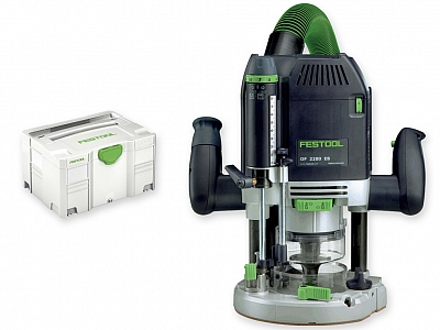 FESTOOL OF 2200 EBQ PLUS frezarka górnowrzecionowa