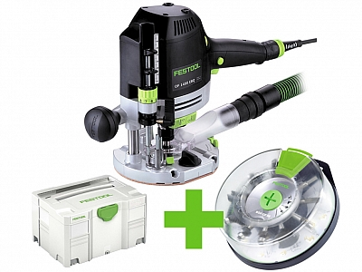 FESTOOL OF 1400 EBQ PLUS BOX frezarka górnowrzecionowa 1400W