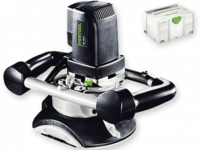 FESTOOL RG 150 E SET SZ szlifierka do betonu 150mm 1600W