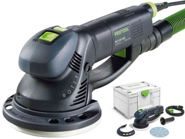 FESTOOL ROTEX RO 150 FEQ PLUS szlifierka mimośrodowa 150mm