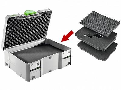 FESTOOL SYS 2 VARI systainer skrzynka walizka wkład