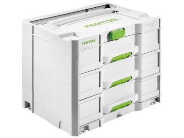 FESTOOL SYS 4 TL-SORT/3 systainer walizka skrzynka
