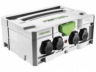 FESTOOL SYS PowerHub przedłużacz 5 gniazd 10m 2500W